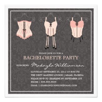LADIES NIGHT LINGERIE BACHELORETTE PARTY